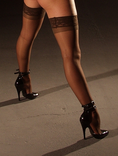 stockingsandheels